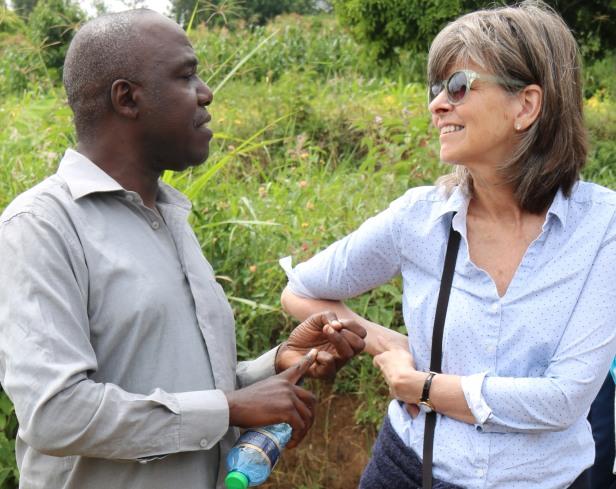 Ruth and Ndambuki