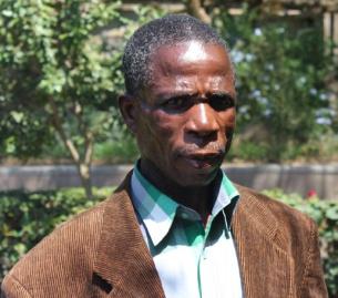 Senior Chief Kachere of Dedza District, Malawi