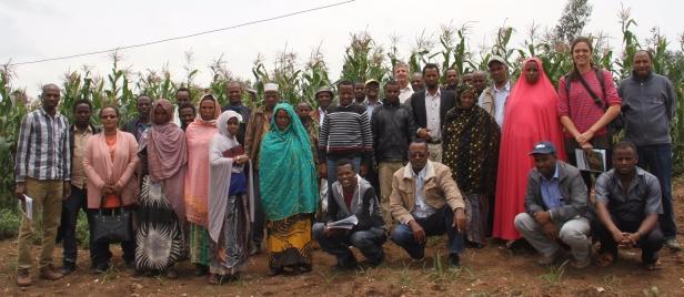 Farmers kombolcha Ethiopia